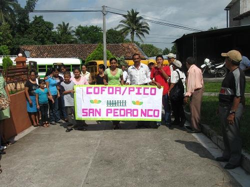 PICO Central America Site Visit July 2012