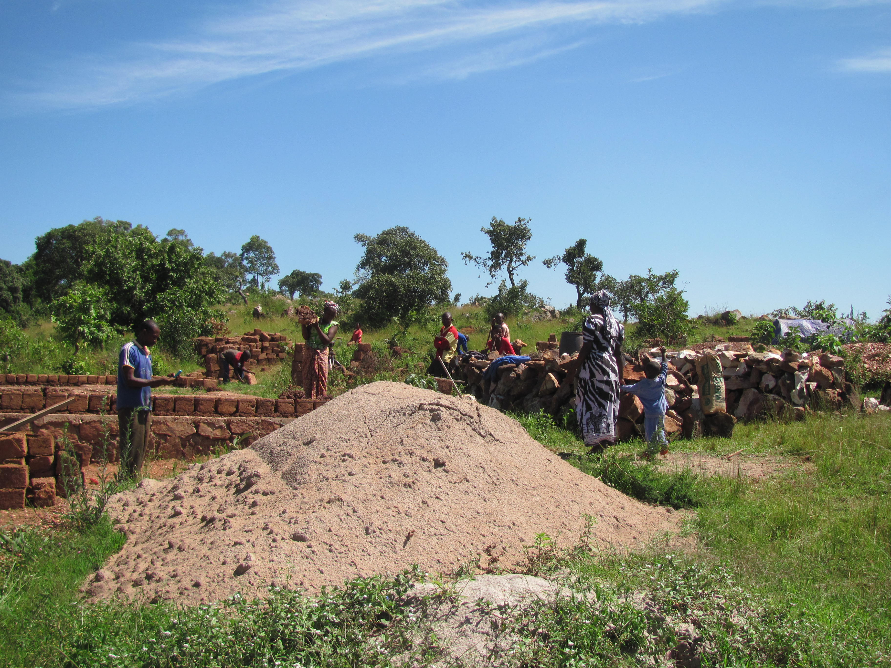 Growing Self Sufficiency In Mumeya