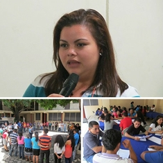 Help Gabriela And The Young People Of El Salvador Create Their Own Future
