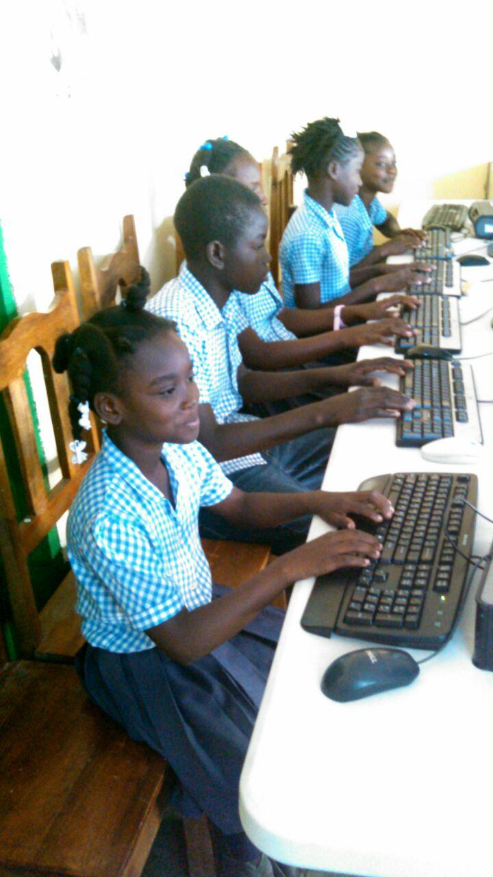 Haiti Leaders Invest In Their Children, Organize Other Improvement Activities