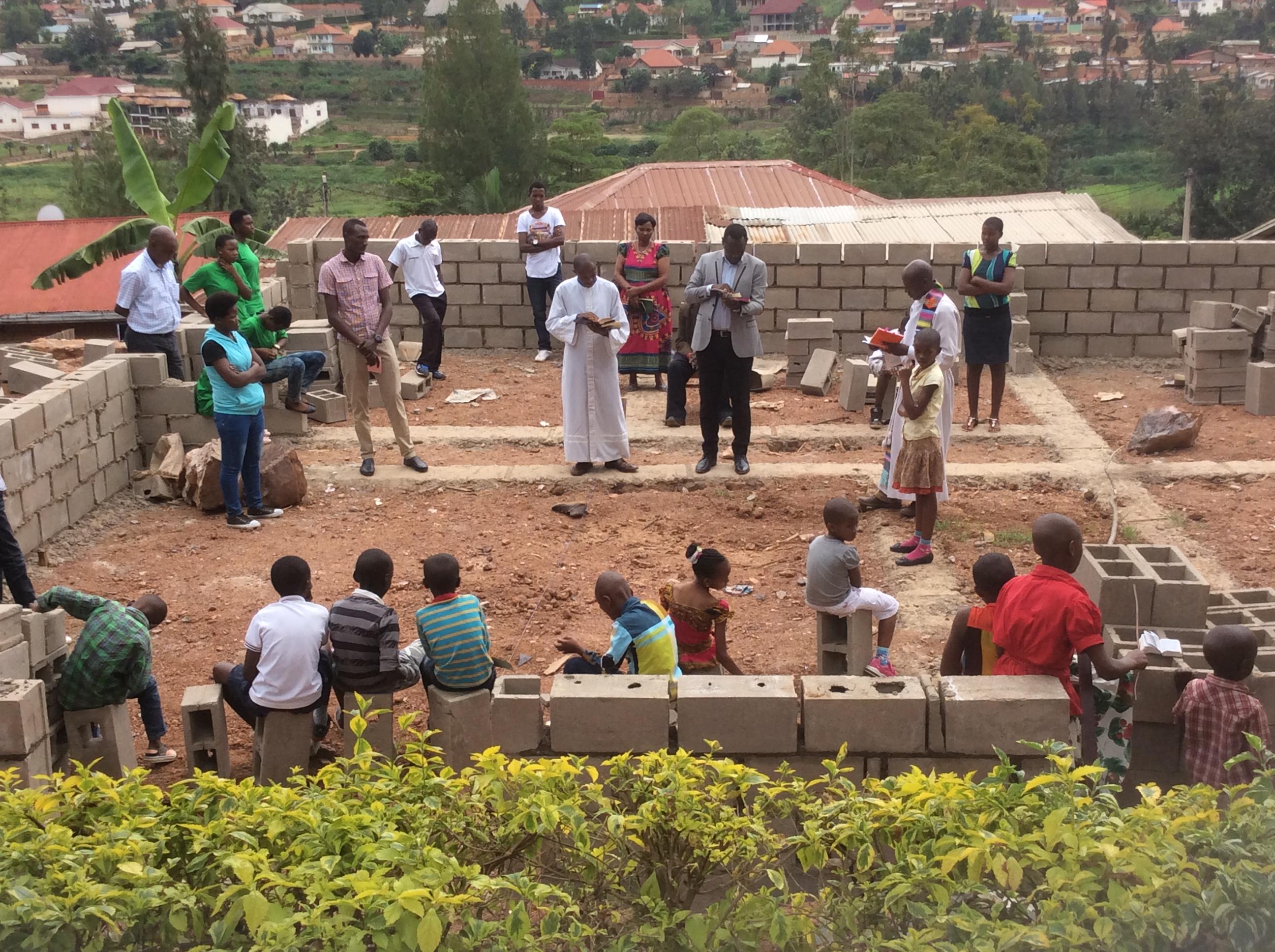 Pr. John Shares The Story Of Rwanda Organizing With Sierra Pacific Lutheran Synod