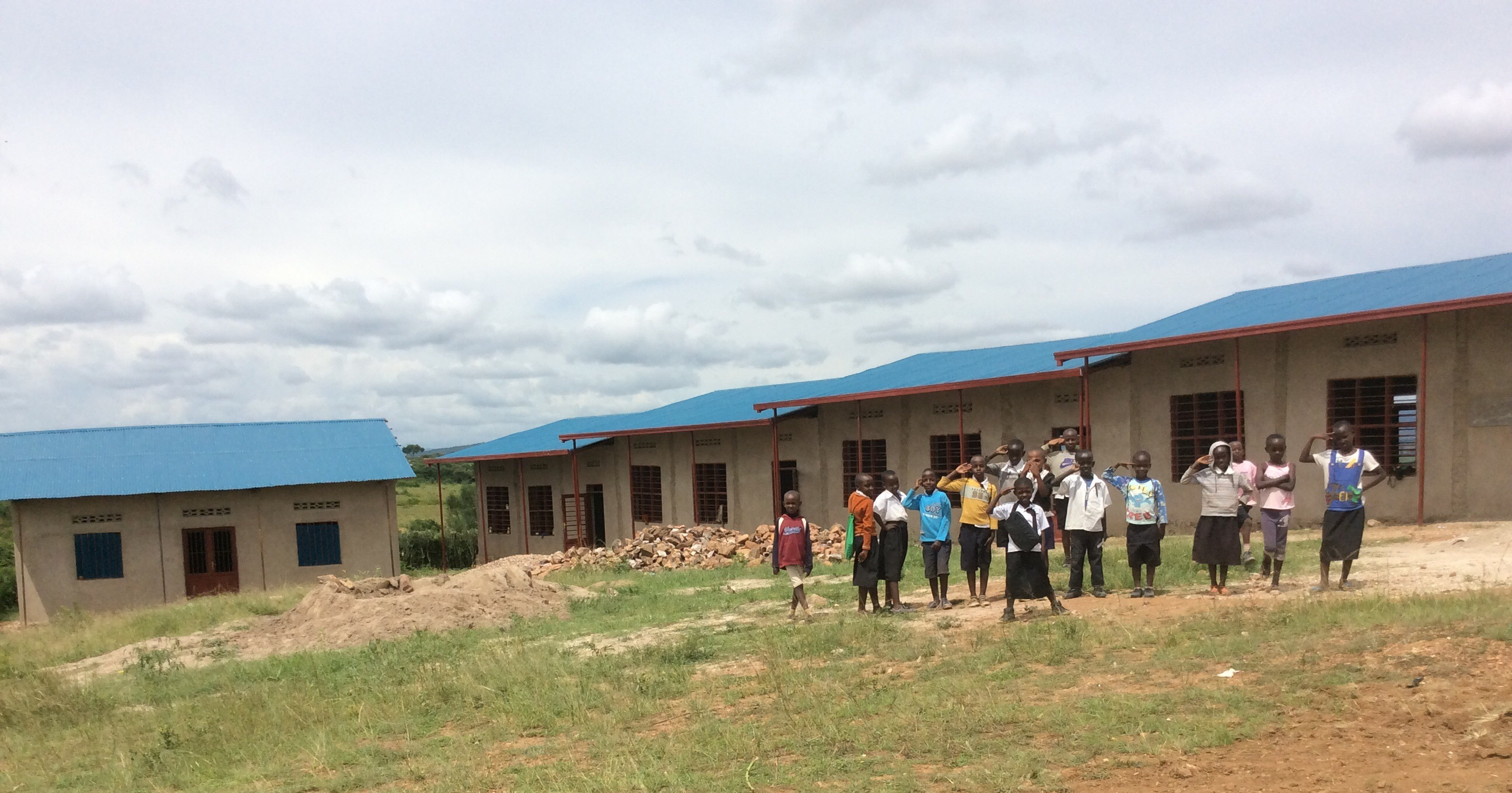 Matimba School Is Competed: Kindergarten And Elementary Classes Are In Session