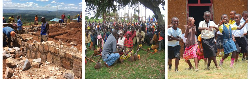 Join Pastor John To Hear The Latest About PICO Rwanda At A Reception Near You!