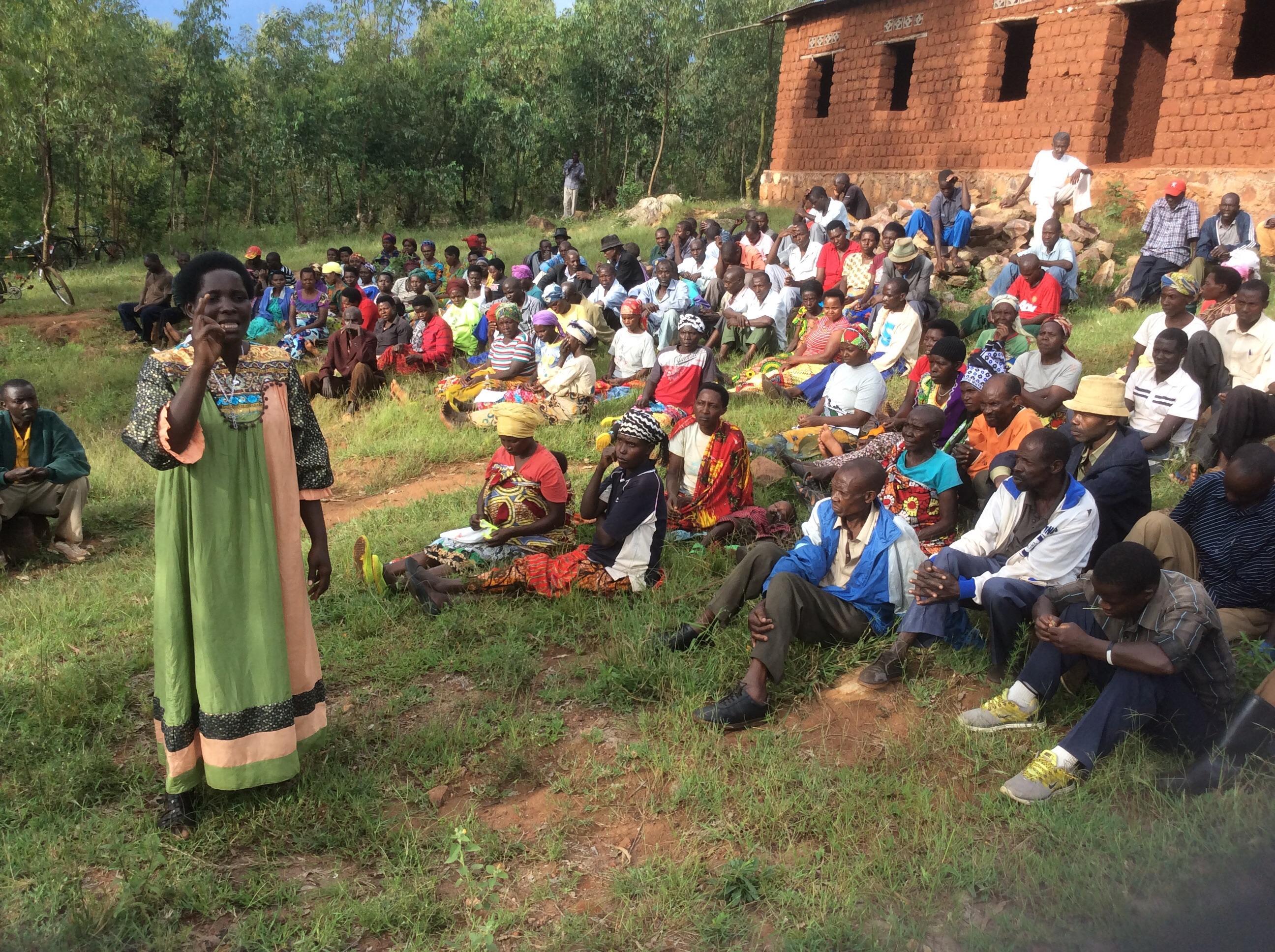 Mumeya Leaders Train 500 People Seeking To Empower Their Communities