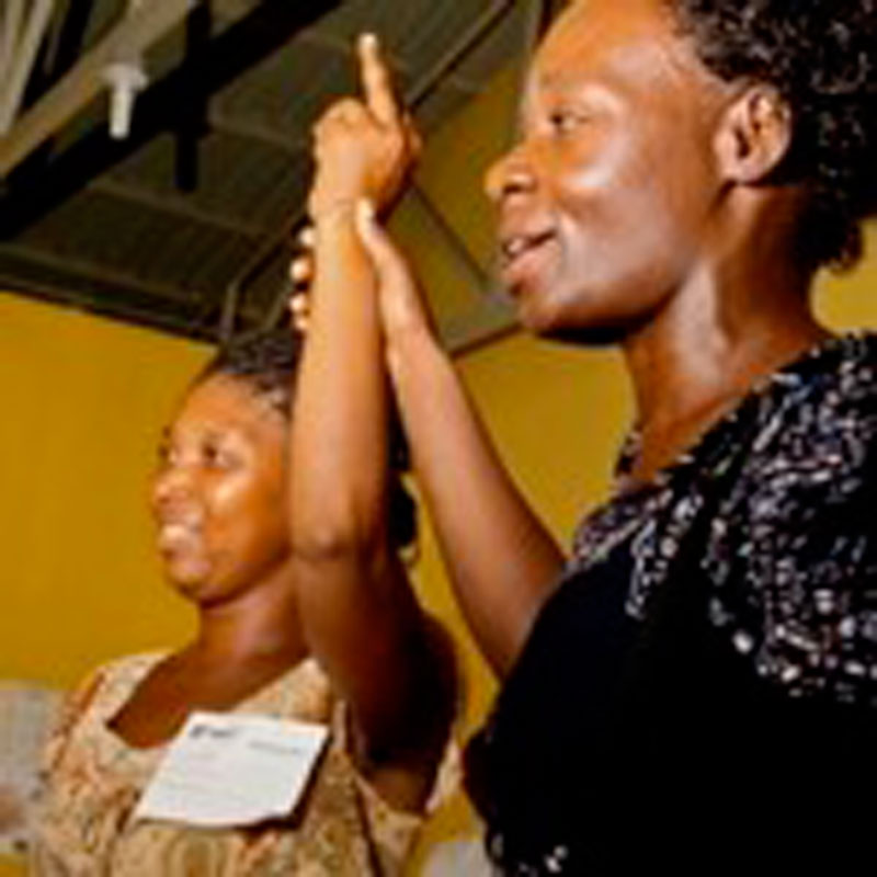 Haiti: Florcie And OPODNE Moms Are A Lifeline Of Hope In Northeast Haiti