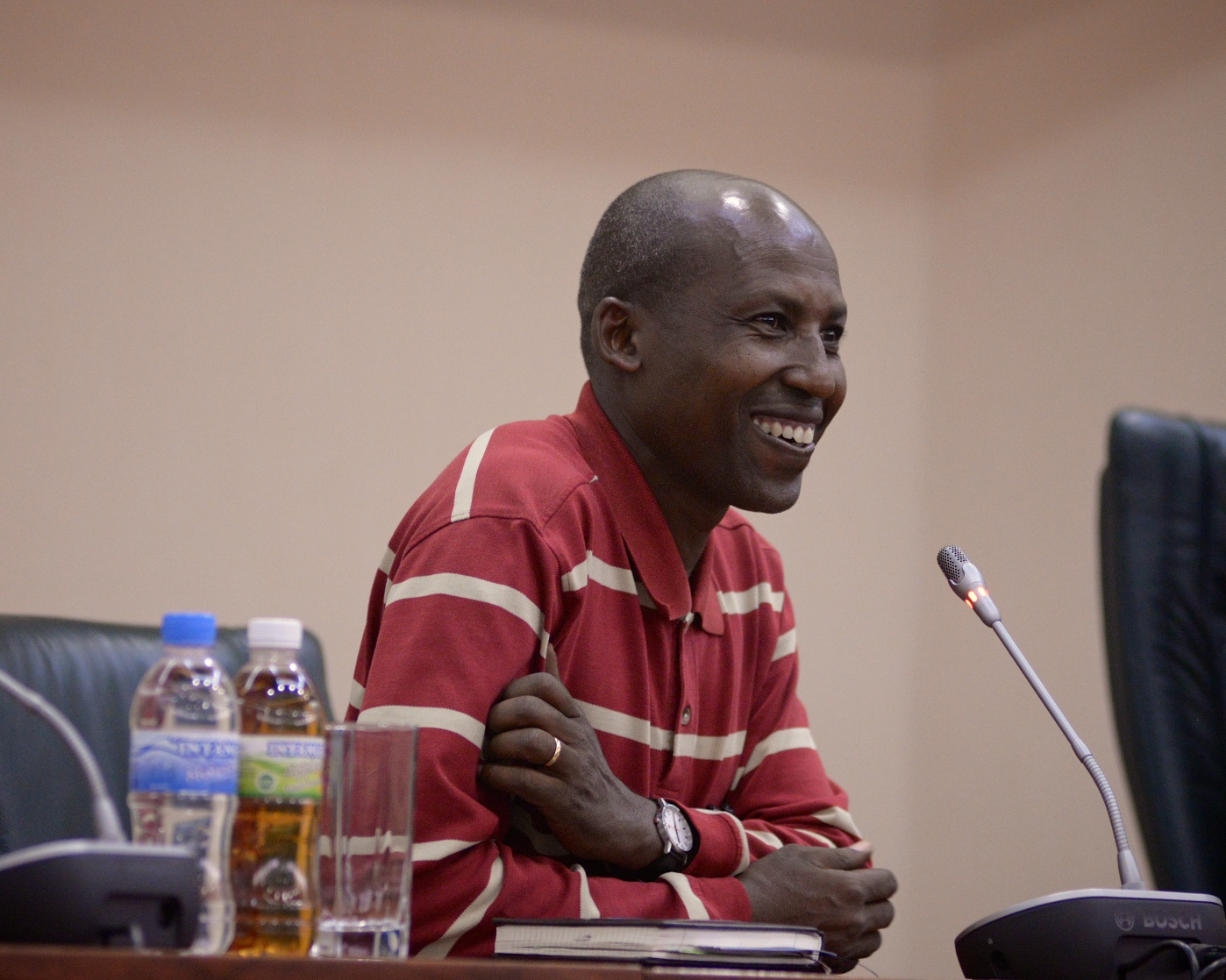 Meet Pastor John, Up Close And Personal: Learn About His Unique Work In Rwanda