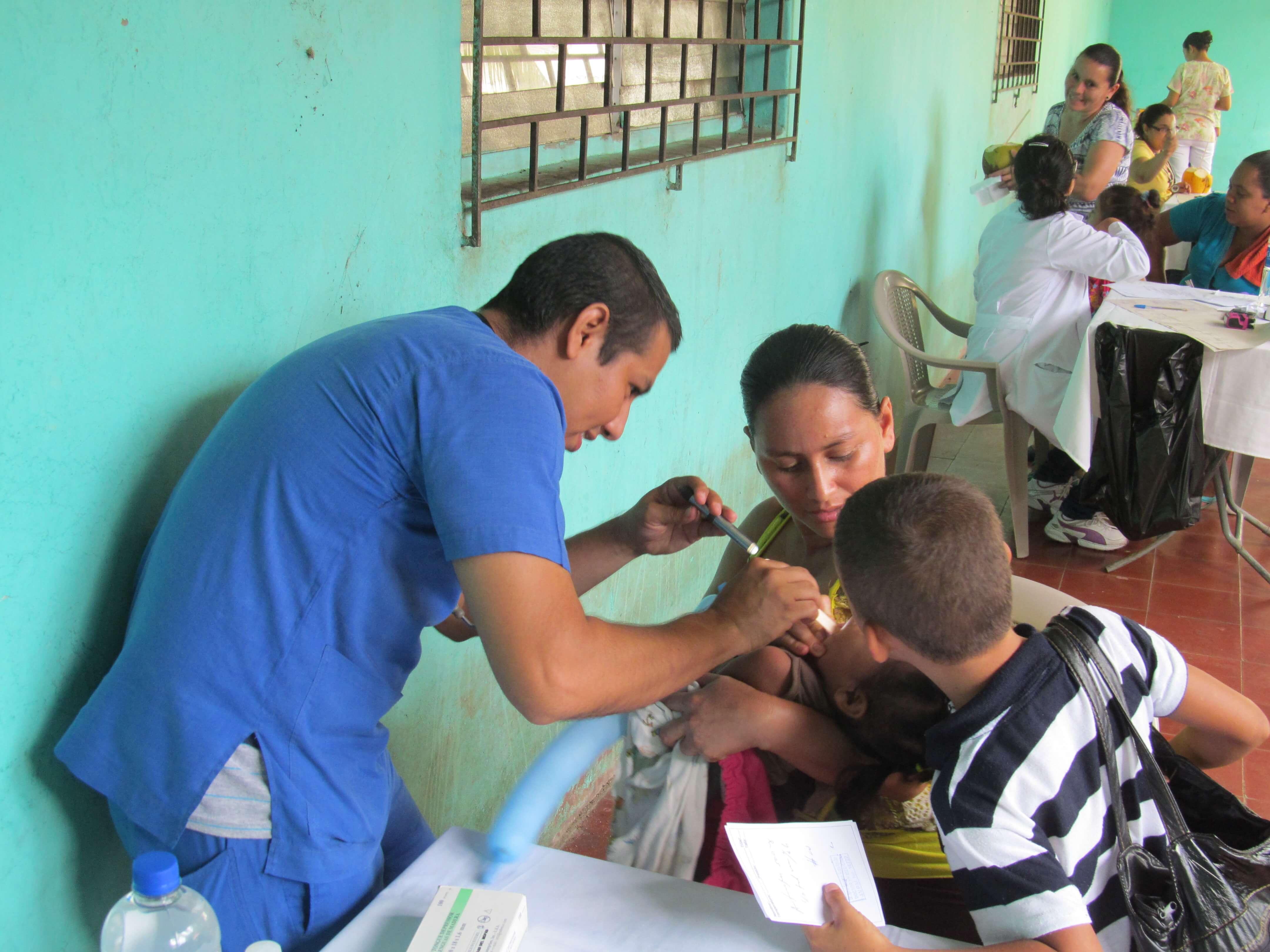 COFOA Health Fair In Las Isletas Helps 300 People