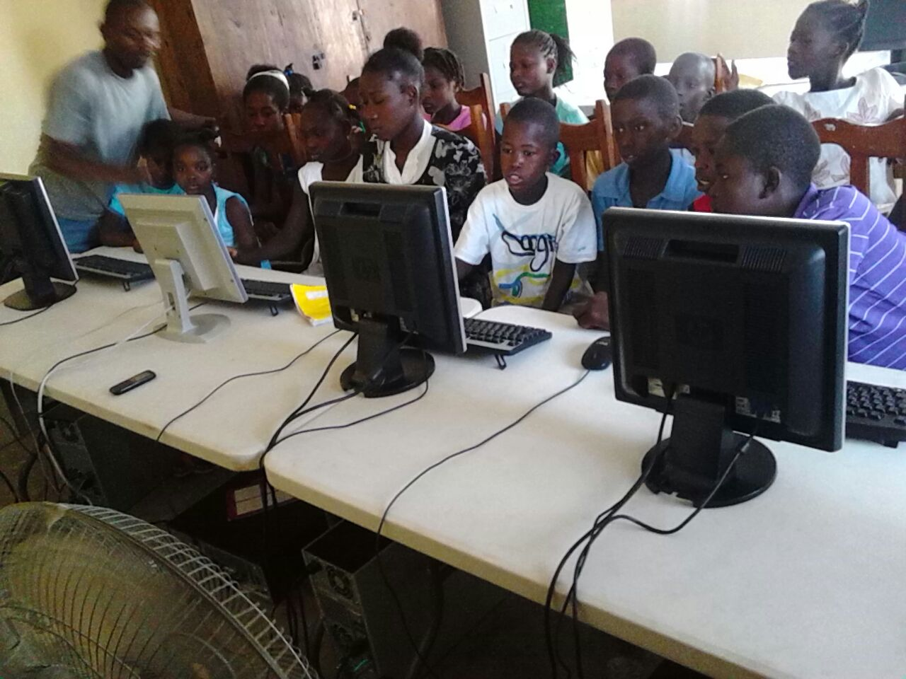 Fall Update From Haiti: Investing In Young People