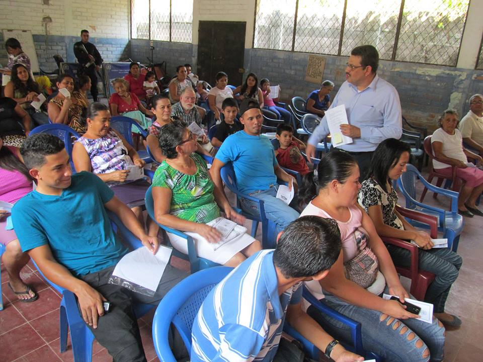 Community Dialogue Promotes Safety In San Juan Tepezontes