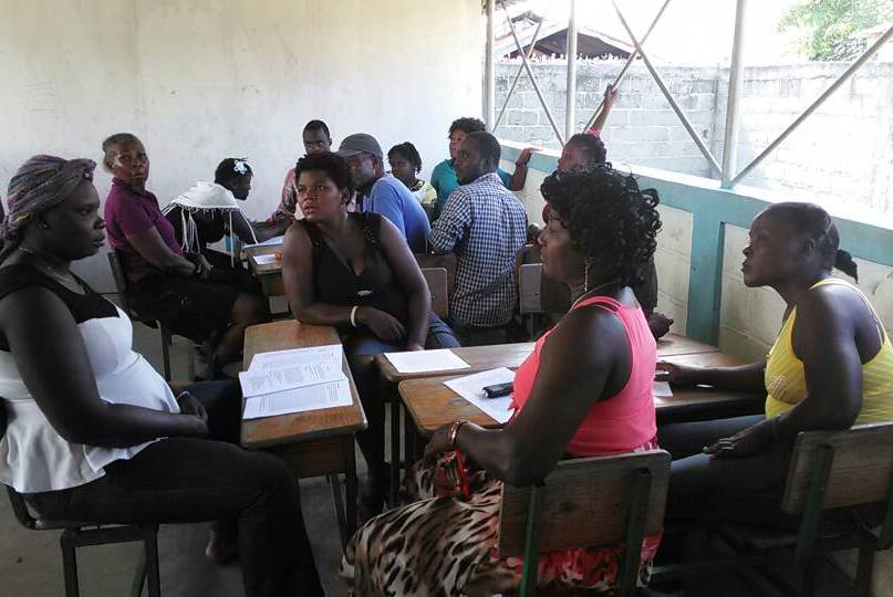 OPODNE Staff Complete Training Sessions In All 13 Northeast Communities