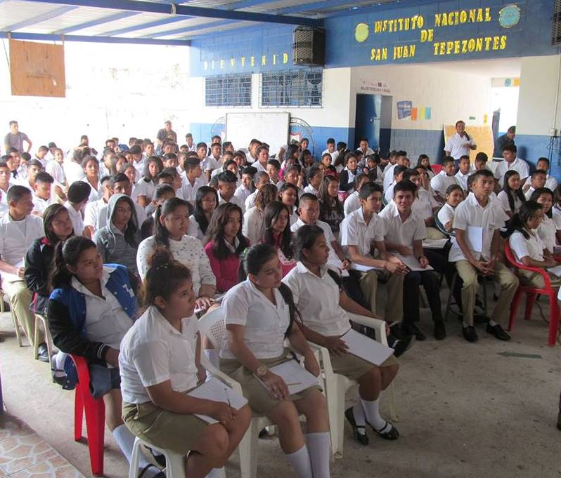 San Juan Tepezontes Community Models Collaboration Needed To Reduce Violence