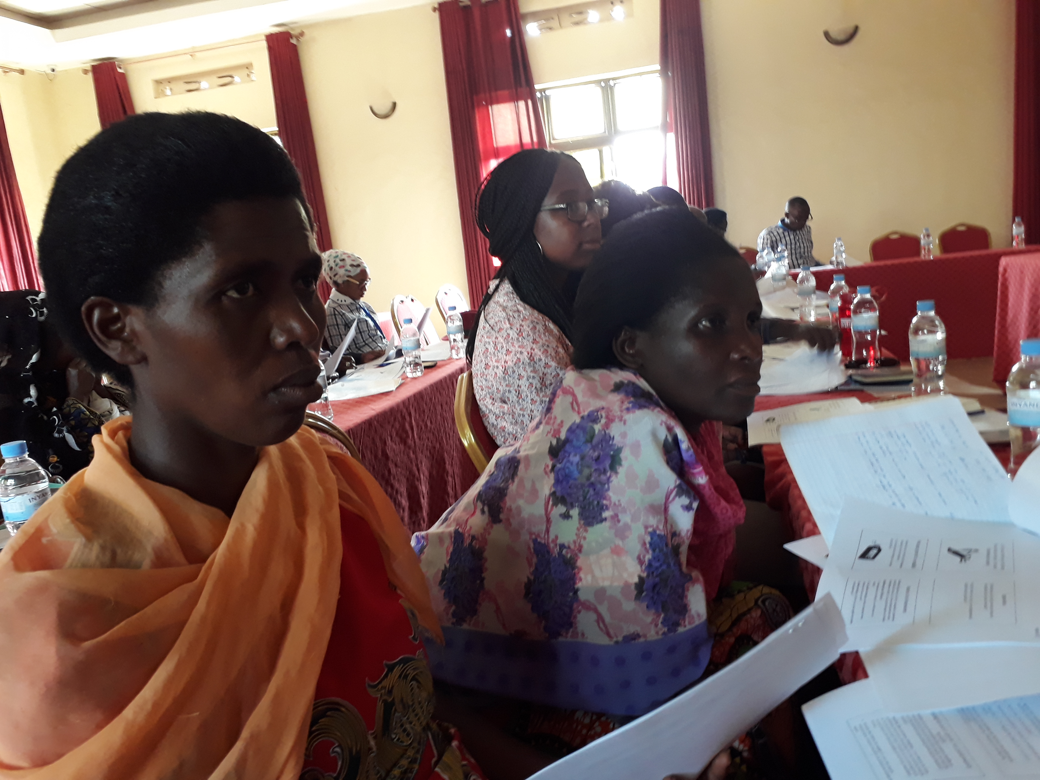 Mumeya Leaders Develop Business Plan For Agricultural Cooperative