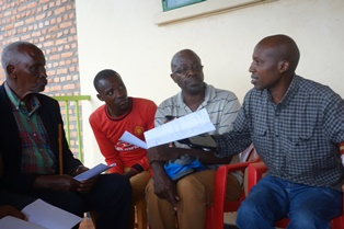 Rusumo Community Secures Ownership Of Their Health Clinic