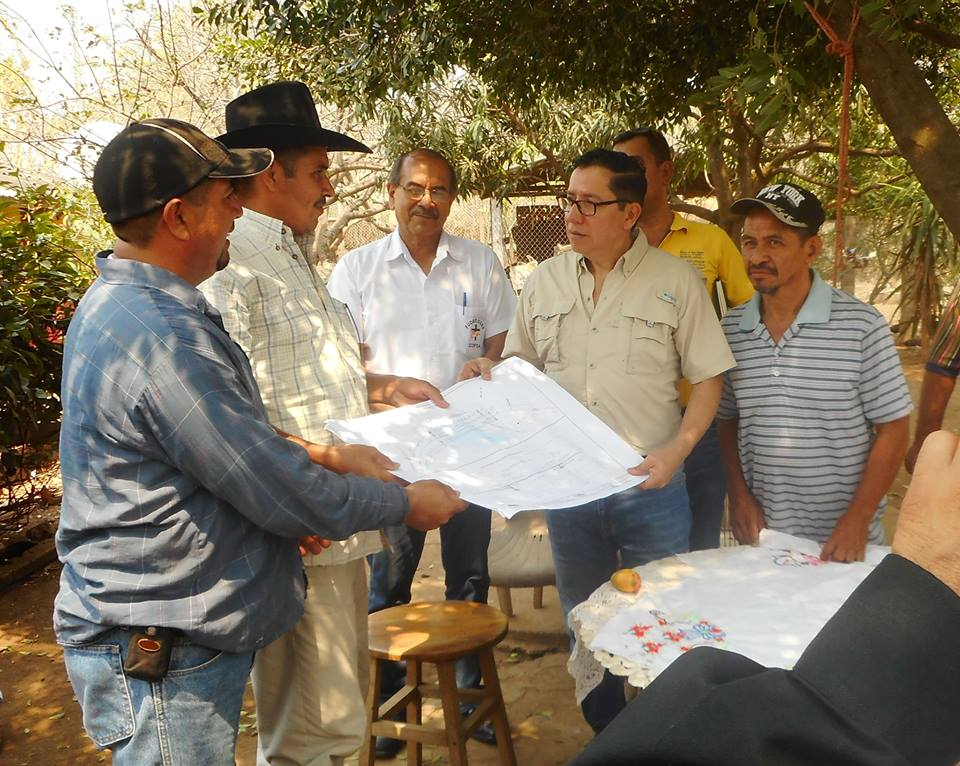 COFOA Leaders Fill Funding Gap To Construct Rio Roldan Bridge