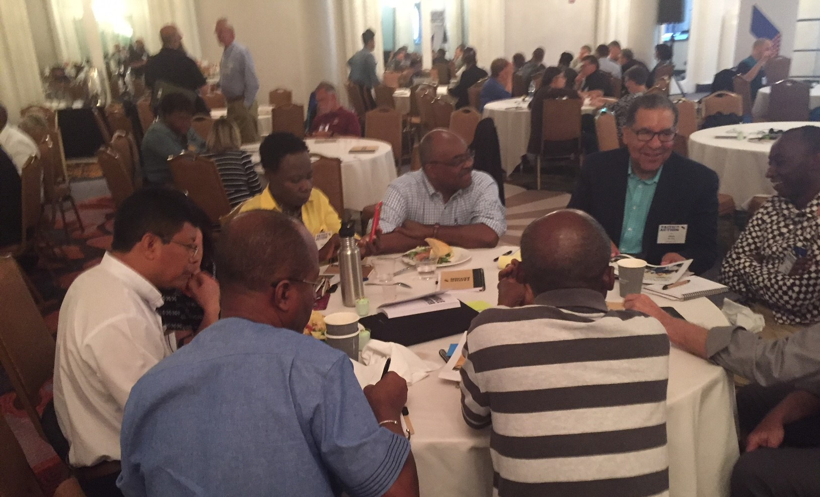 Faith In Action/PICO Leadership Summit Affirms Global Vision