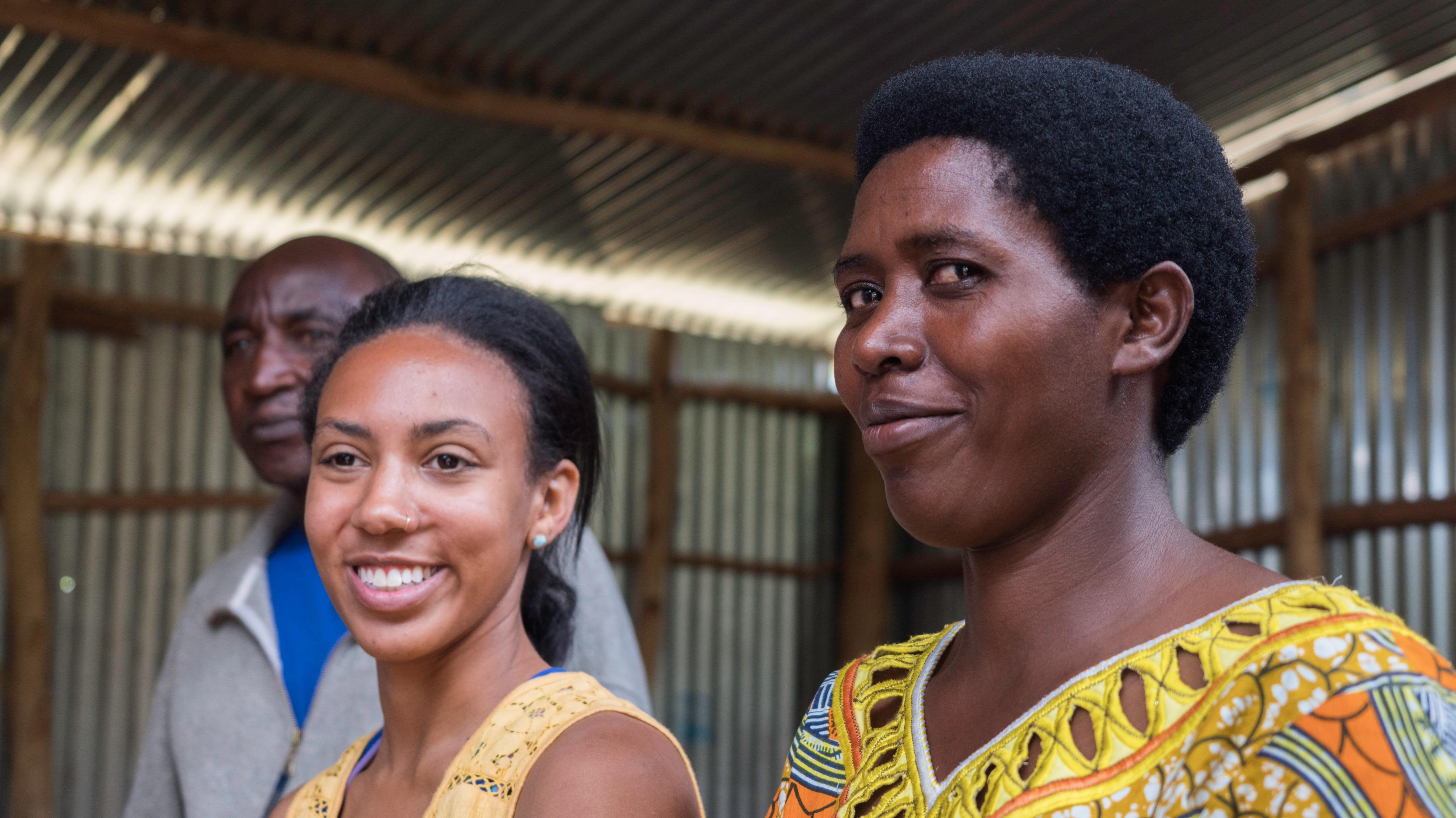 Santa Clara Fellows Provide Development Workshops For PICO Rwanda Leaders