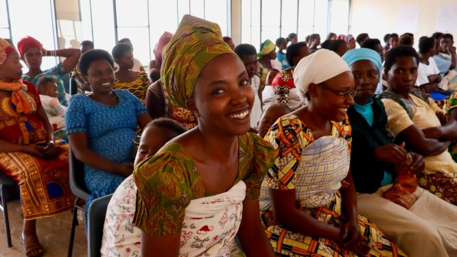 Kigali Women On The Move
