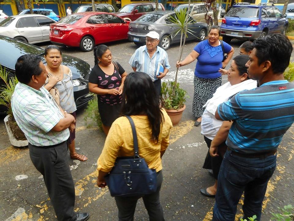 Fighting For Property Titles In San Juan Talpa