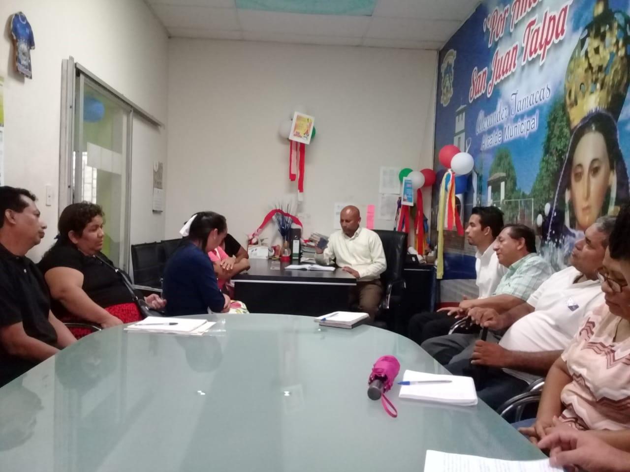 Fighting For Drinking Water In San Juan Talpa