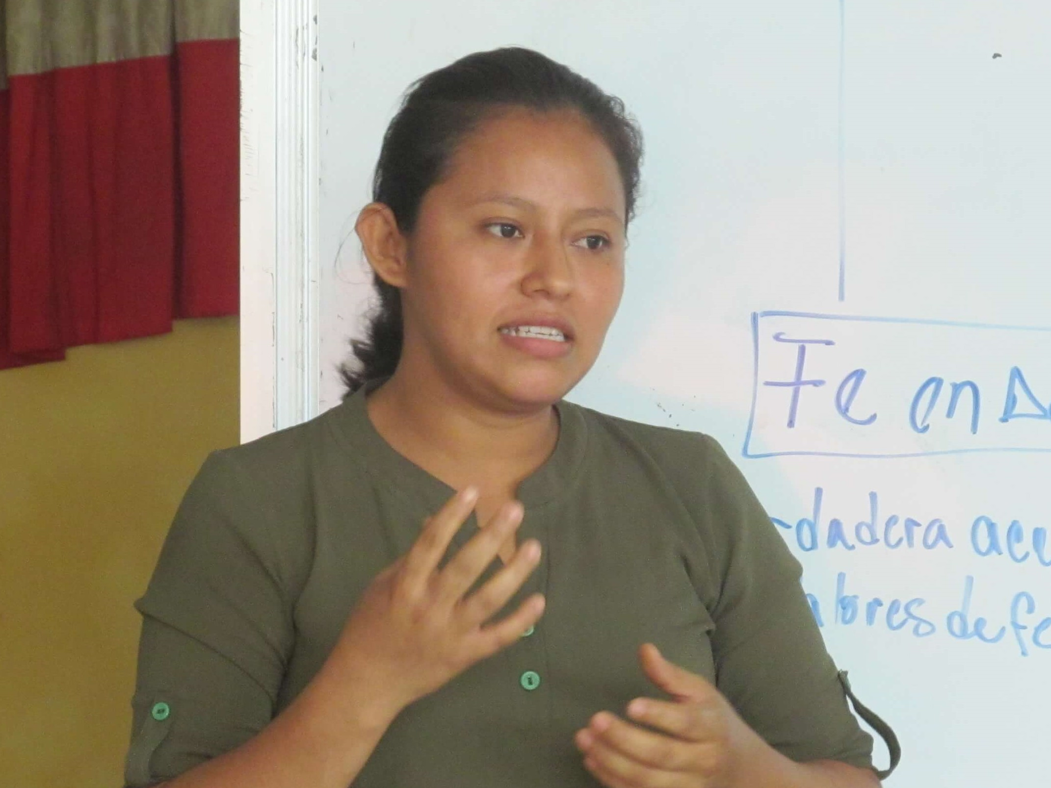 El Salvador: COFOA Will Grow With Your Support