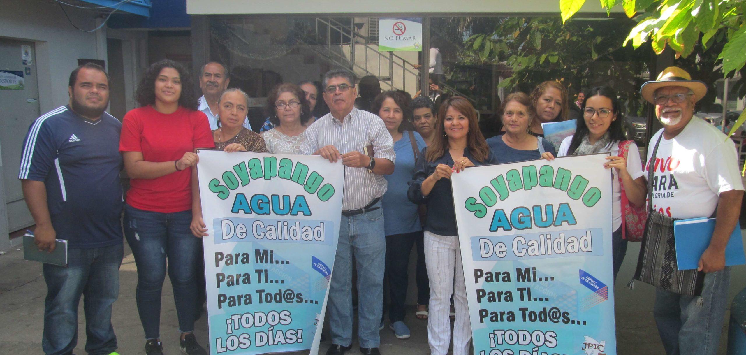 El Salvador: Fighting For Water In Soyapango