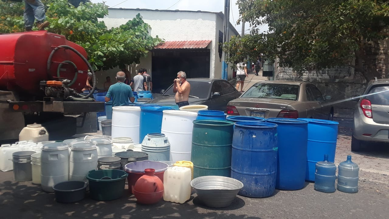 El Salvador: Organizing Continues Online; COFOA Getting Water Delivered In This Time Of Crisis