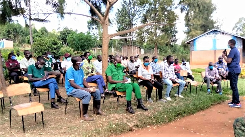 PICO Rwanda Launches Organizing Effort To Build New Health Clinic In Nyarubye