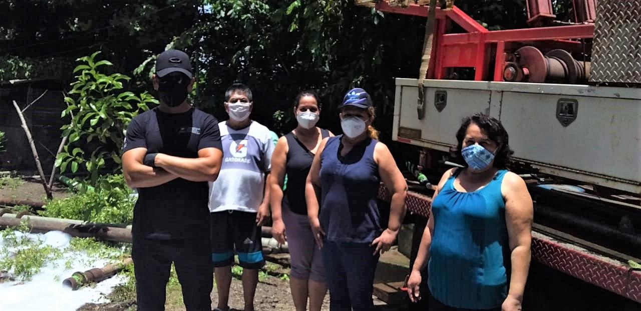 El Salvador: VICTORY!  COFOA Leaders Celebrate Access To Clean Water In Soyapango