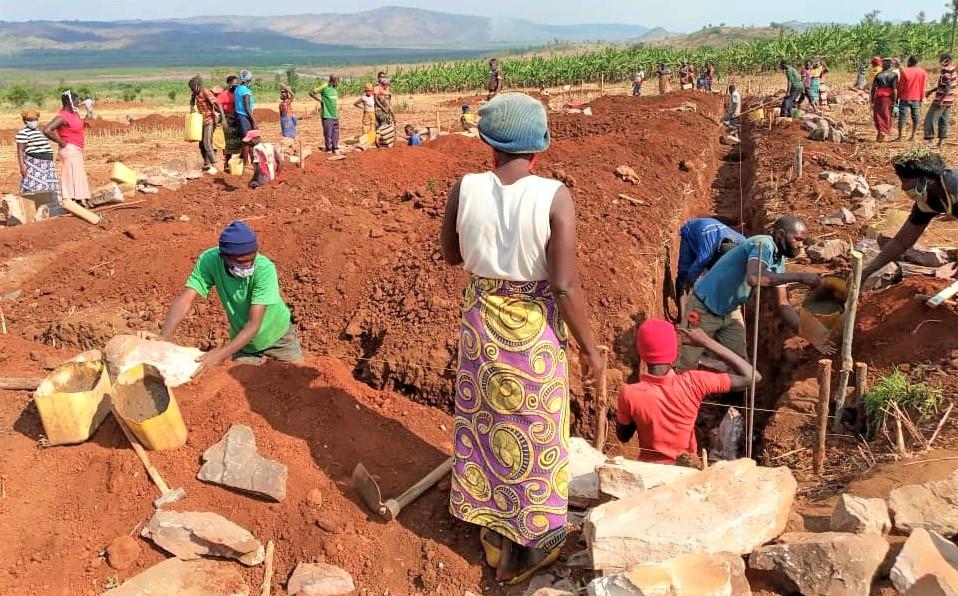 Rwanda: Construction Underway On New Clinic In Nyarubuye
