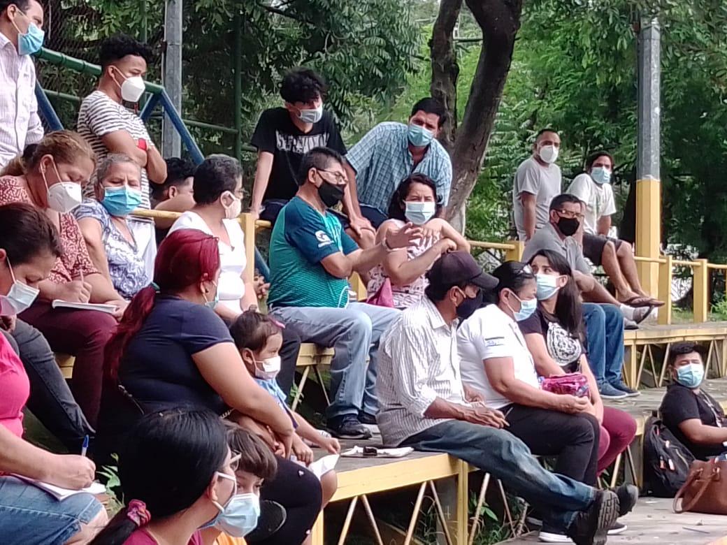 El Salvador: COFOA Leaders Will Press Mayors And Legislators For Water Access And Land