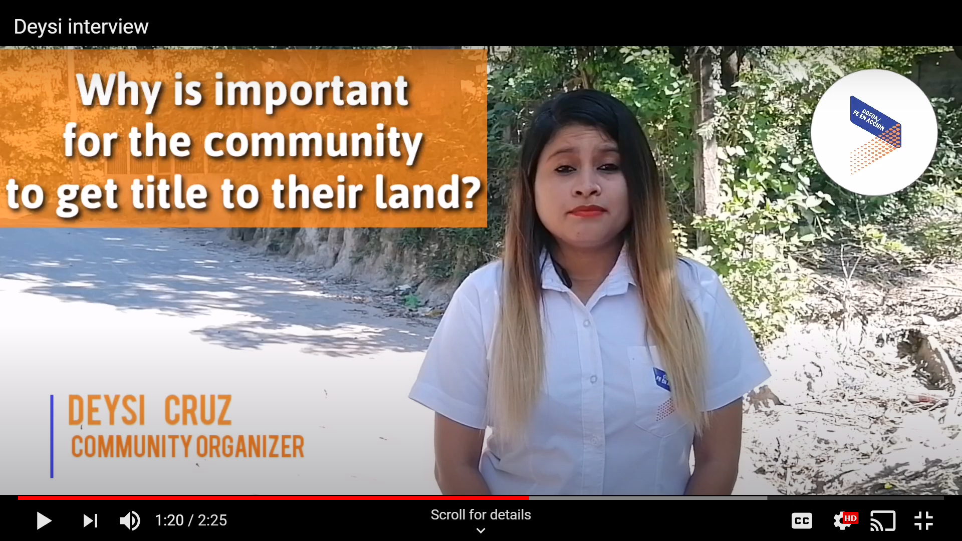 The Story Behind The Story Of The Fight For Land Reform In El Salvador