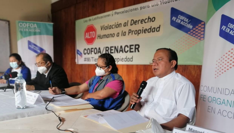 El Salvador: COFOA's Land Reform Campaign Will Benefit 300,000 Families