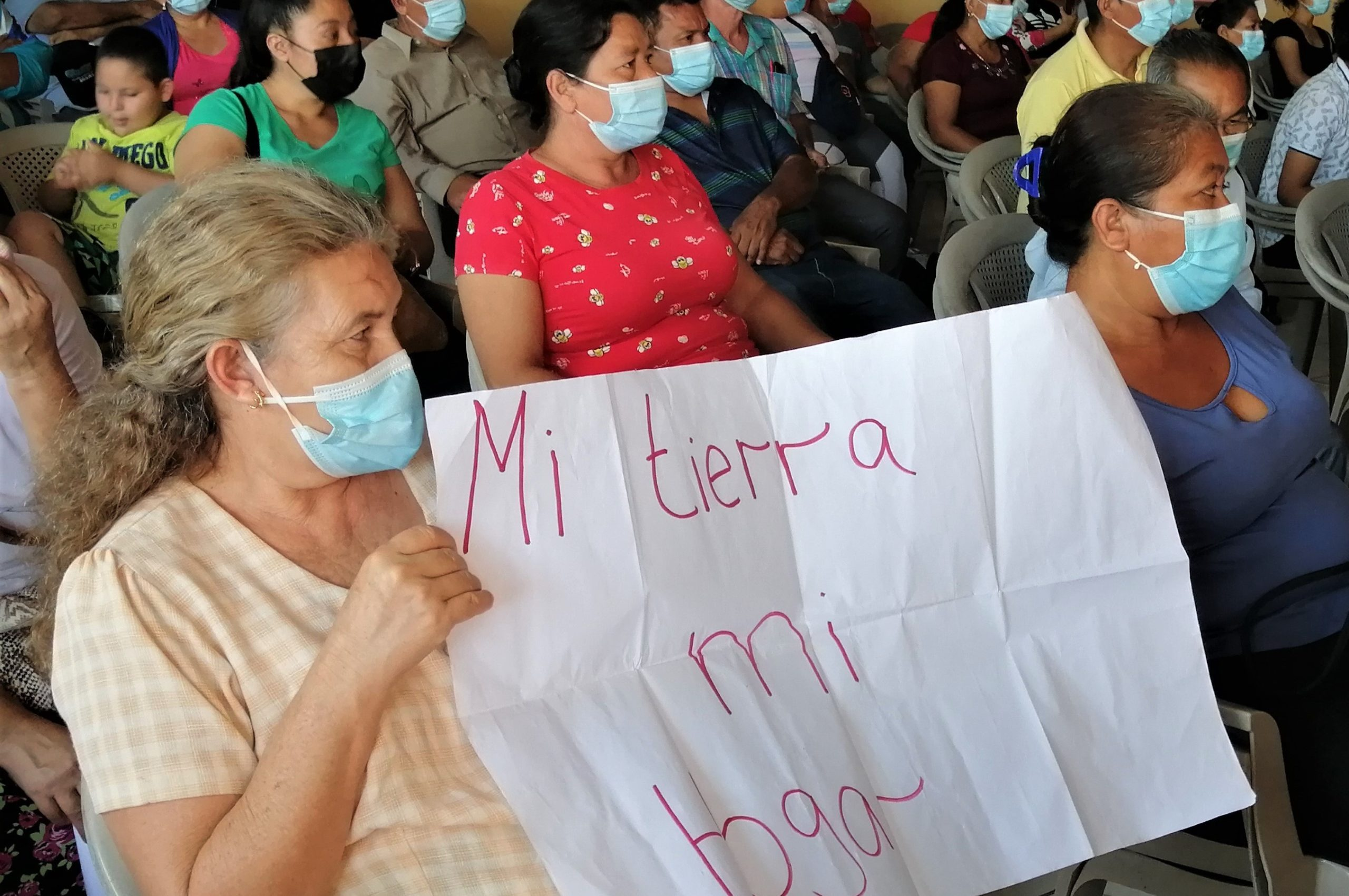 El Salvador: COFOA Organizing Is Changing Life For People In Half Of The Country's Departments