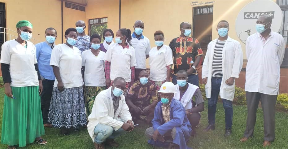 Rwanda: Women Are Playing Central Role In Building Clinics