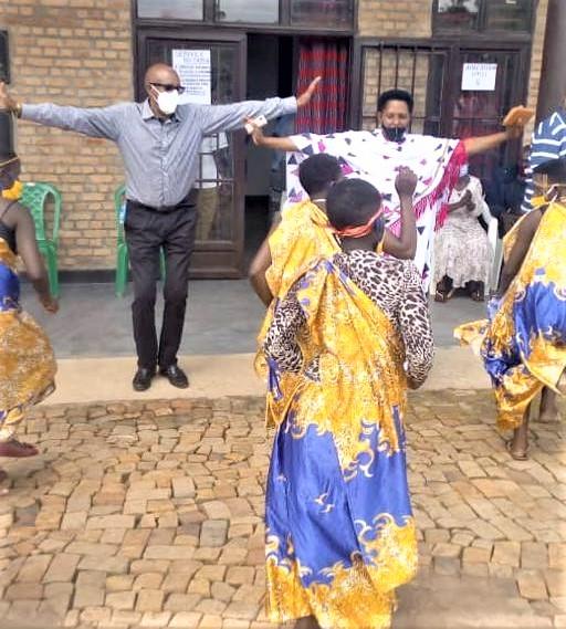 Nyarubuye Leaders Celebrate Opening Of Their Health Clinic