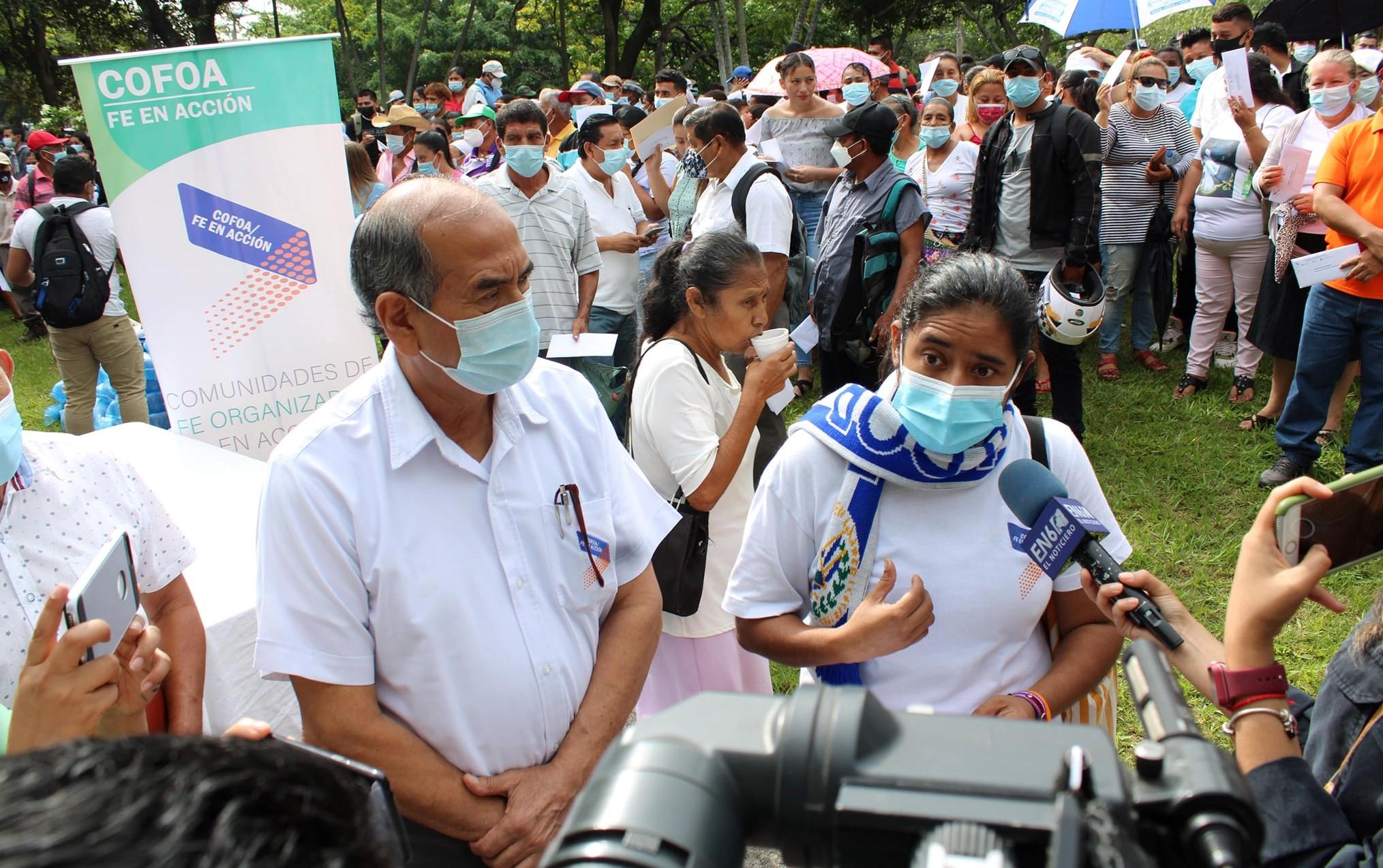 El Salvador: COFOA Is Gaining Traction As A National Organization