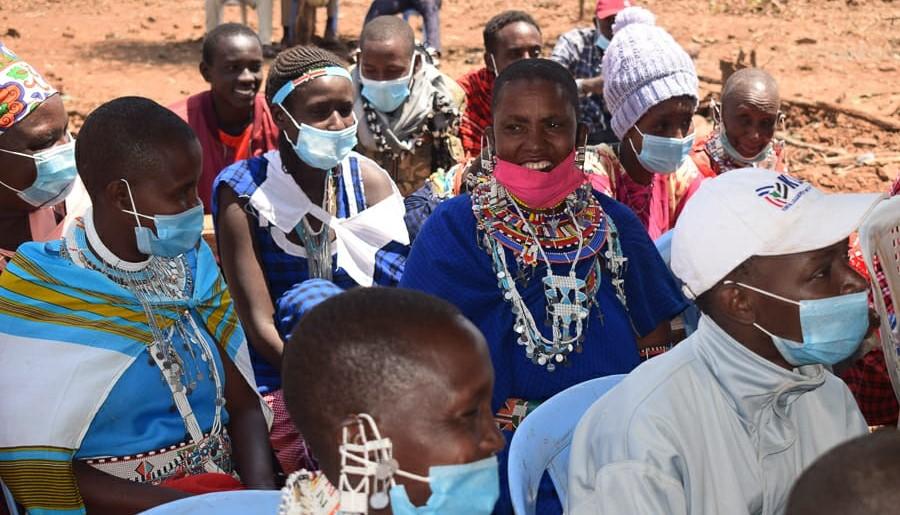 Rwanda: Fr. Innocent Shares Model Of Empowerment With Maasai Leaders In Kenya.