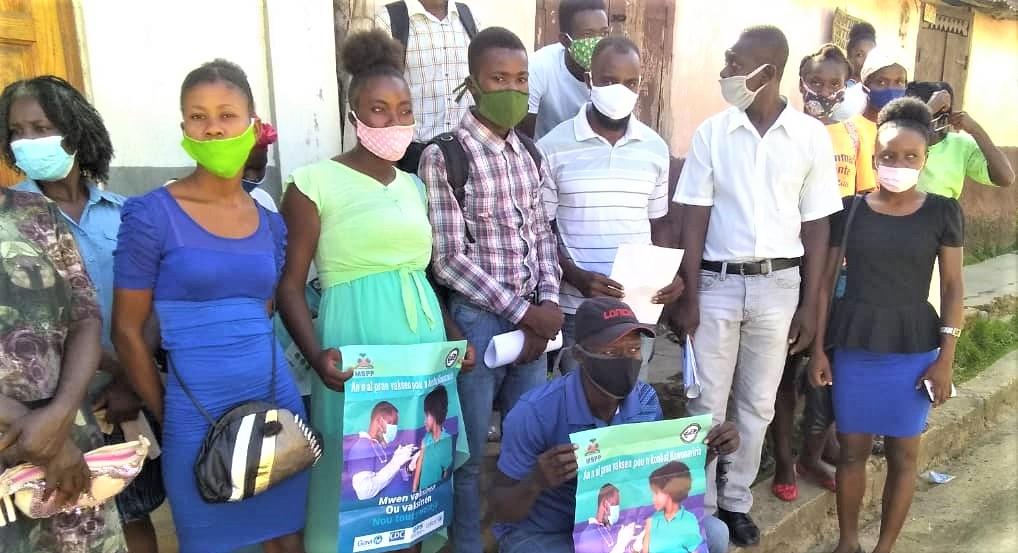 Haiti: Vaccines Reaching Rural Communities In Northeast