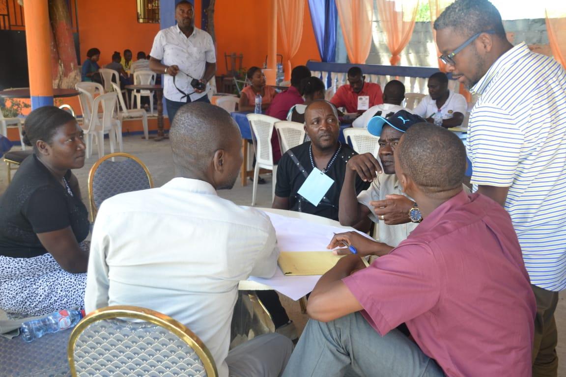 Haiti: OPDONE Leaders Advance Health And Development Agenda While Haitian Diaspora Presses The U.S. Government To Change Course Toward Haiti.